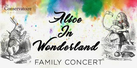 Alice In Wonderland Family Concert tickets