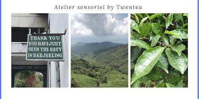 Atelier sensoriel - Découverte et dégustation du thé de Darjeeling - Twentea & Incredible Company