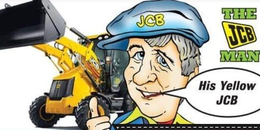 Seamus Moore In K-Town. The JCB man on the Saturday night