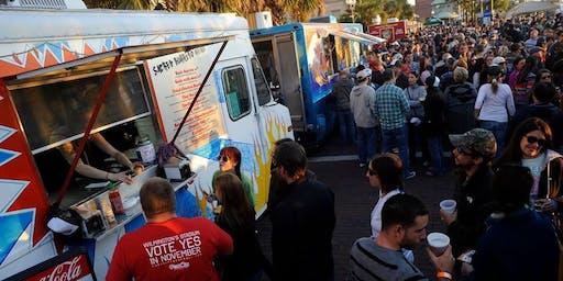 757 Extravaganza & Food Truck Festival @ Hampton Jazz Festival