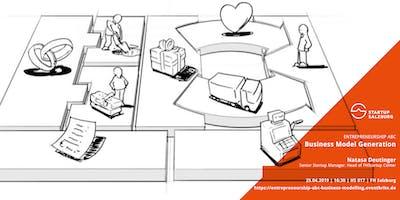 ENTREPRENEURSHIP ABC | Business Model Generation
