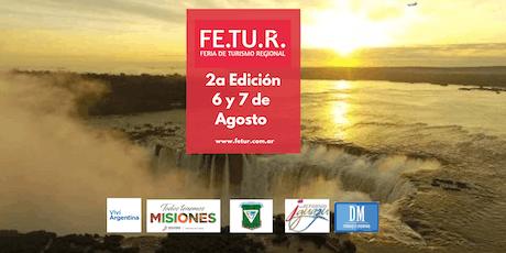FETUR IGUAZU Preinscripción entradas