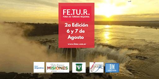 FETUR IGUAZU Preinscripción