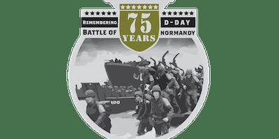 2019 Remembering D-Day 1 Mile, 5K, 10K, 13.1, 26.2 -San Antonio