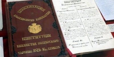 Търновска конституция: 140 години