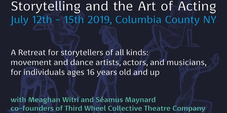 Storytelling & the Art of Acting w/ Third Wheel Collective tickets