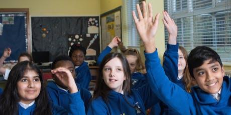 Hands Up Scotland Survey Data Showcase tickets