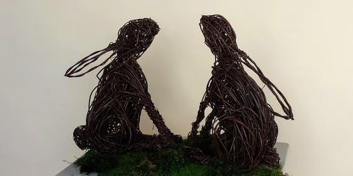 Weave a Willow Hare