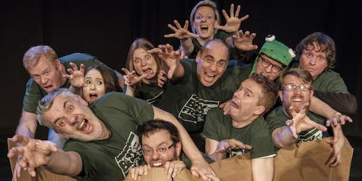 Improv Comedy from Box of Frogs