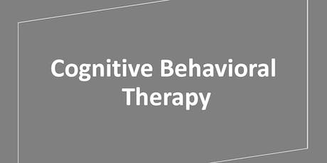 Cognitive Behavioral Therapy tickets