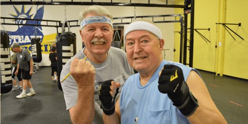 Rock Steady Kalamazoo- at TITLE Boxing Club for Parkinson's