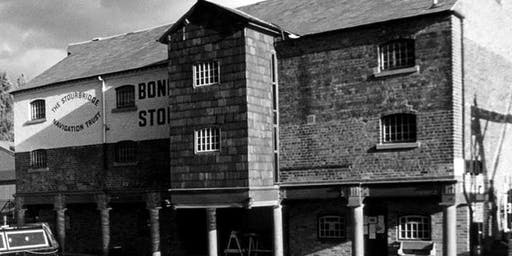 Halloween Ghost Hunt at The 1779 Bonded Warehouse Stourbridge