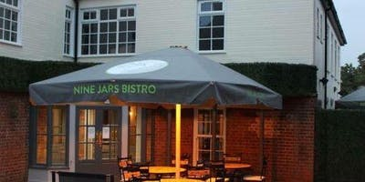 Coffee Means Business Networking - Haverhill, Nine Jars Hotel & Bistro *Pay £5 on arrival*