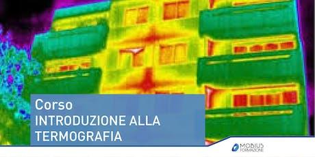 INTRODUZIONE ALLA TERMOGRAFIA - Palermo tickets