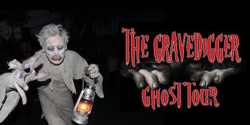 Hidden Dublin: The Gravedigger Ghost Bus Tour
