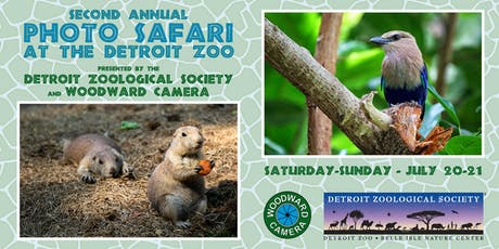 2nd Annual Photo Safari at the Detroit Zoo tickets