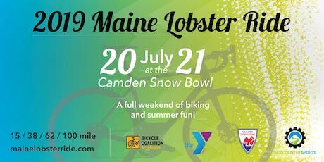2019 Maine Lobster Ride tickets