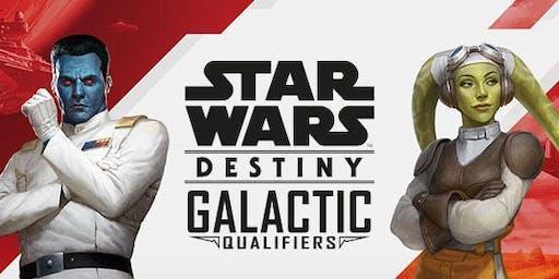 SW: Destiny Galactic Qualifier im Germanischen Nationalmuseum Nürnberg