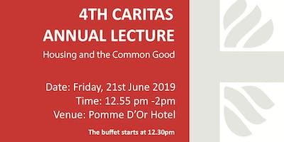 4th Caritas Annual Lecture