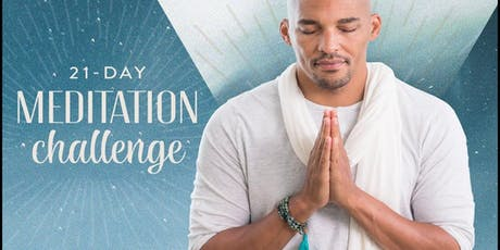 21-Days to Successful Meditations tickets