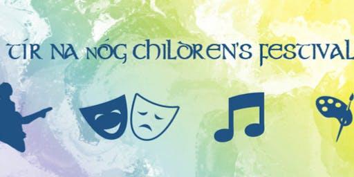 8th Tír Na nÓg Children's Festival