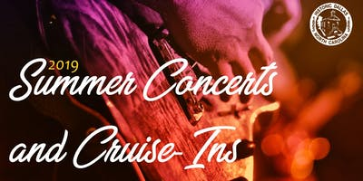 Summer Concert Series and Fireworks with Image and Hotwired