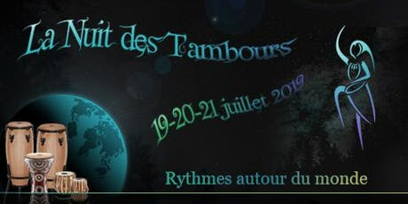 La Nuit des Tambours billets