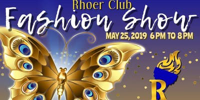 2019 Mu Beta Sigma Rhoer Club Fashion Show