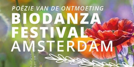 Biodanza Festival Amsterdam 2019 tickets