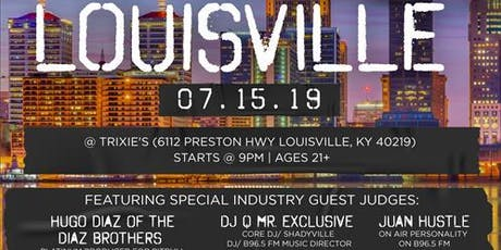 Coast 2 Coast LIVE Artist Showcase Louisville, KY - $50K Grand Prize tickets