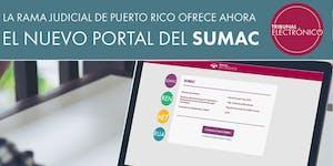 Sesión práctica sobre la nueva plataforma de SUMAC:...