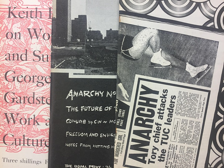 Exploring Radical Archives and Collections image