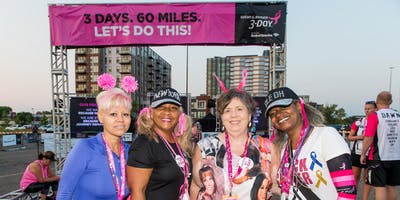 Susan G. Komen Twin Cities 3Day