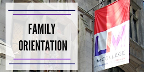 Family Orientation 1/9/20 Appointments & Lunch tickets