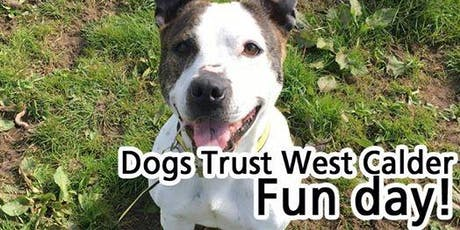 Dogs Trust West Calder Fun Day tickets