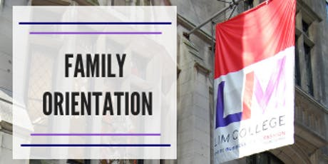 Family Orientation 7/29/19 Appointments tickets