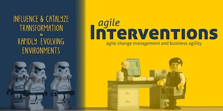 2-Day Agile Change Agent - Barcelona tickets