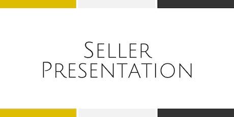 Seller Presentation - UNW/TENLEY tickets