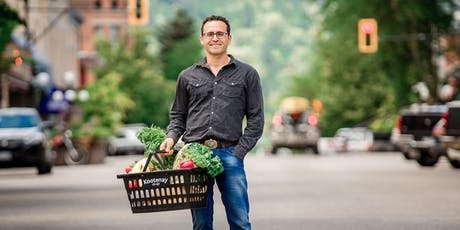 BOOK TOUR: GROCERY STORY by Jon Steinman tickets