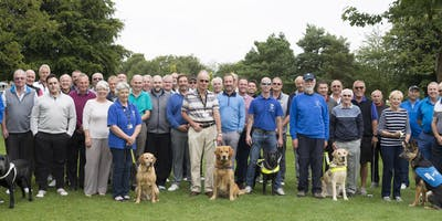 Solihull Guide Dog Golf Charity Event
