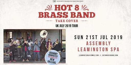 Hot 8 Brass Band (Assembly, Leamington Spa)