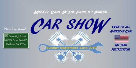 Muscle Cars in the Park 11 tickets