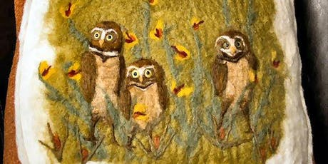 Felt Painting Workshop: July 14, 11:30-3pm tickets