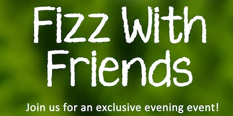 Fizz With Friends at Galgorm tickets