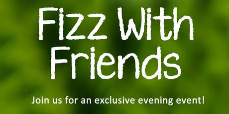 Fizz With Friends at Donaghadee  tickets
