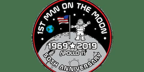 2019 First Man On The Moon 1 Mile, 5K, 10K, 13.1, 26.2 -Houston tickets