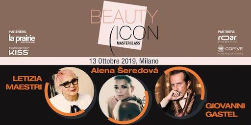 Beauty Icon Masterclass di Letizia Maestri - Milano - 13 ottobre 2019