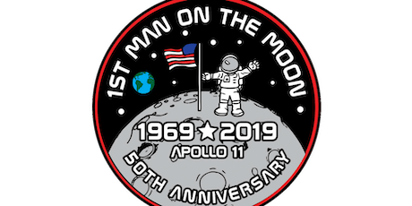 2019 First Man On The Moon 1 Mile, 5K, 10K, 13.1, 26.2 -Ogden tickets