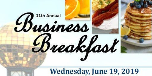 Business Breakfast - City of Knoxville