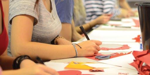 Creative Sketchbooking | Workshop for Adults
